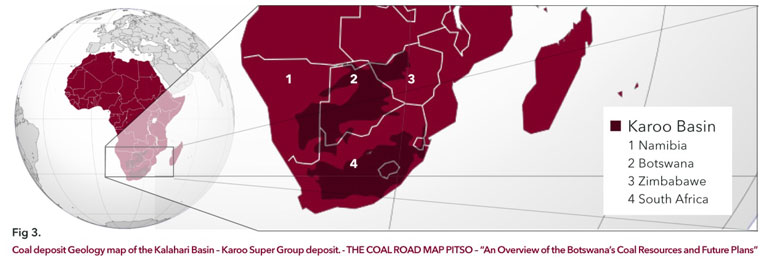 Botswana Coal Sector