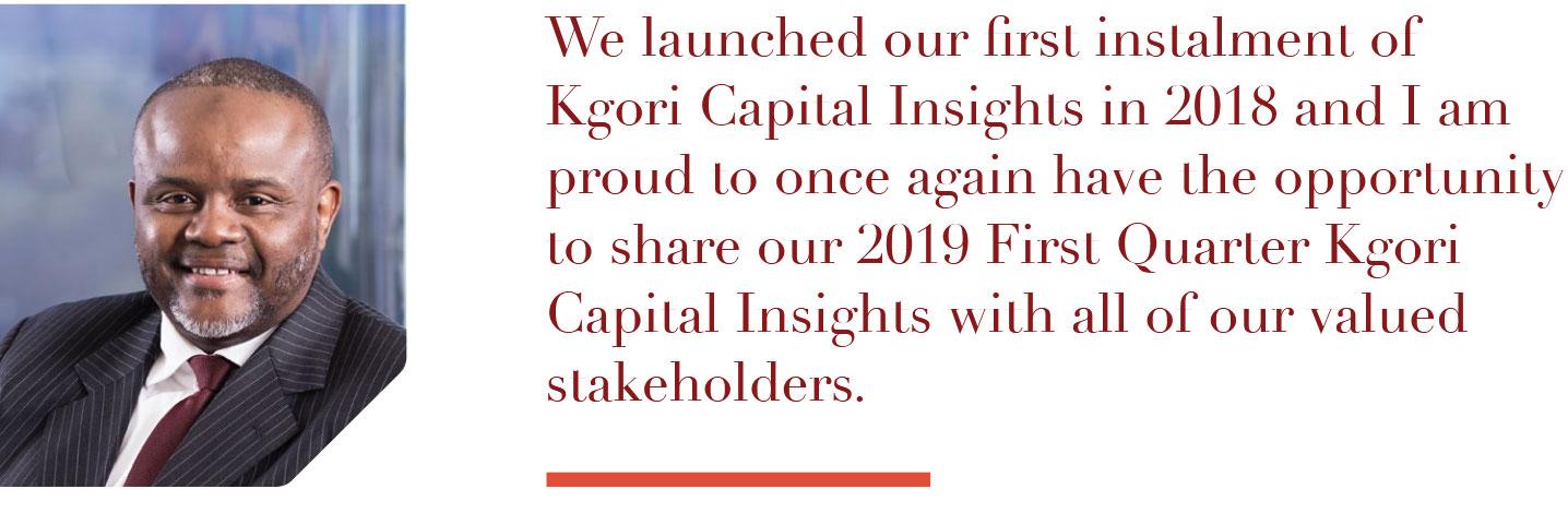 Kgori Insights